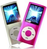 MP4 Players 4GB