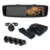 Car Rear View Cameras and sensors