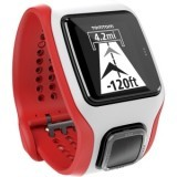 Tomtom Multisport Cardio - White - Running, Training, Swimming, Biking, Cycling