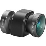 Olloclip Wide Angle/Macro/Fisheye Lens - 15x Magnification iphone 5/5s