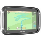 "TomTom RIDER RIDER 400 Motorcycle GPS Navigator - Mountable - 10.9 cm (4.3"") - Touchscreen - Speed Camera Detector - microSD - Bluetooth - USB - 6 Hour - Preloaded Maps - Lifetime Map Updates - Lifetime Traffic Updates - 480 x 272"
