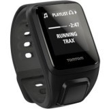 Tomtom Spark Cardio + Music GPS Fitness Watch - Wrist - Optical Heart Rate Sensor - Music Player - Calories Burned - GPS - Black - Tracking, Health & Fitness