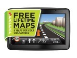 Tomtom VIA 280LTM Automobile Portable GPS Navigator - Lifetime Map Updates - Lifetime Traffic Updates
