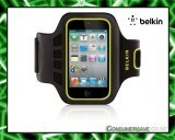 Belkin iPod Touch 4G Ease Fit Armband - Water Resistant - Neoprene, Plastic