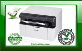 Brother DCP1610w 20ppm Mono Laser MFC Printer ~ White