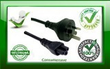 Digitus Power Cord For AC Adapter (Cloverleaf) - 3 Pin