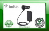 Belkin Road Rockstar: 4-Port Passenger Car Charger - 36 W Output Power - 12 V DC Input Voltage - 5 V DC Output Voltage - 7.20 A Output Current