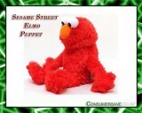 Sesame street Elmo doll puppet plush toy