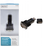 Digitus USB 2.0 to Serial RS232 Mini Adapter