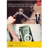 Adobe Photoshop&Premiere Elements 12 (Student &Teacher)