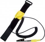 Digitus Static Adjustable Wrist Strap + Coil Cord
