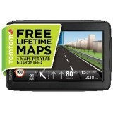 Tomtom VIA 225 LTM Automobile Portable GPS Navigator - Lifetime Map Updates - Lifetime Traffic Updates