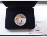 NEW ZEALAND: 1995 SALUTE OF BRAVERY SILVER PROOF