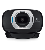 Logitech C615, HD 1080p Webcam