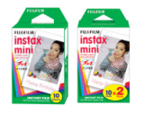 Fujifilm Instax Mini Film ~ 20 Pack