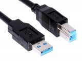 Digitus USB3.0 Connection Cable Type A/B - 5M