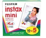 Fujifilm Instax Mini Film 50 Pack