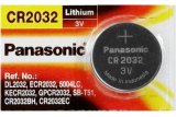 PANASONIC CR2032 1 Pcs 3V Lithium Battery 5004LC ECR2032 DL2032 KCR2032 EE6227