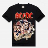 ACDC Are you Ready T-Shirt Large 100% cotton