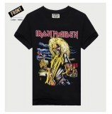 Iron Maiden T-Shirt Large 100% cotton