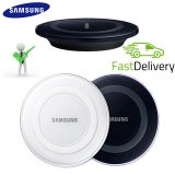 Samsung 5V/2A QI Wireless Charger Charge Pad with micro usb cable(White)