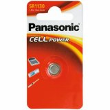 PANASONIC 1 Pcs AG10 389 SR1130 189 LR54 G10A Alkaline Battery