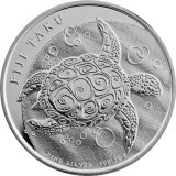 1 oz Silver Taku 1 ounce coin 99.9% 2011