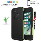 LifeProof FR for iPhone 8 and iPhone 7 Case - Night Lite  - Shock Proof, Snow Proof, Drop Resistant, Dirt Proof, Water Proof, Damage Resistant, Scratch Resistant, Dust Resistant, Bump Resistant
