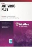 Intel McAfee Anti-Virus Plus - Subscription Licence - 1 Licence - 1 Year - PC - Activation Card - English