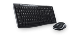 Logitech MK270r Wireless Keyboard & Mouse