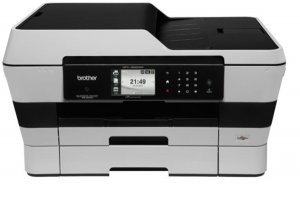 Brother MFCJ6520DW Inkjet Multifunction A3 22/20ppm