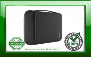 BELKIN 11in AIR PROTECT SLEEVE FOR CHROMEBOOKS BLACK