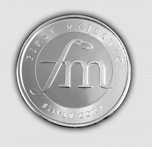 1 oz .999 FM Silver bullion Rounds 2010