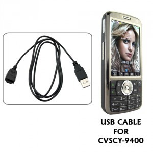 USB cable for -9400 Cellphone