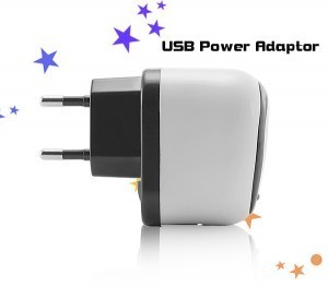 Universal 4 in 1 iPhone USBAdapter and Charger Set