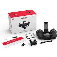MOTA JETJAT ULTRA Drone Black - Battery Powered - 0.08 Hour Run Time - 30.48 m Operating Range - Wi-Fi - Indoor, Outdoor