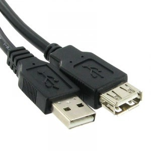 Digitus USB 2.0 Extension Cable Type A(M)/A(F)- 3M
